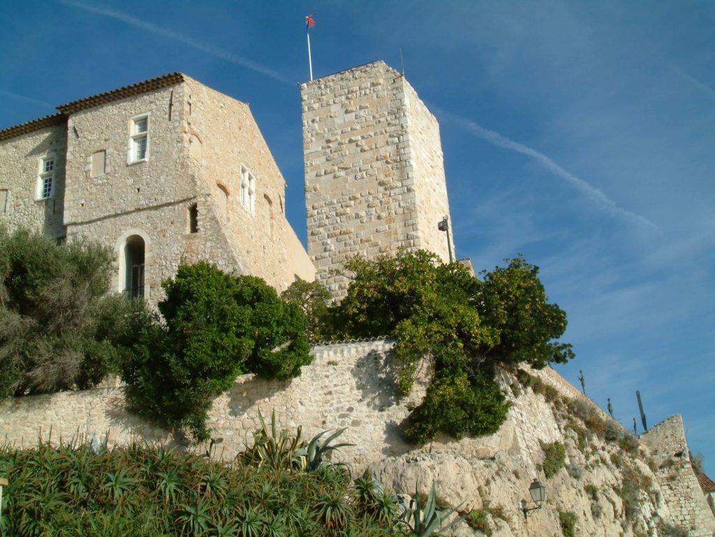 Grimaldi-Festung in Antibes
