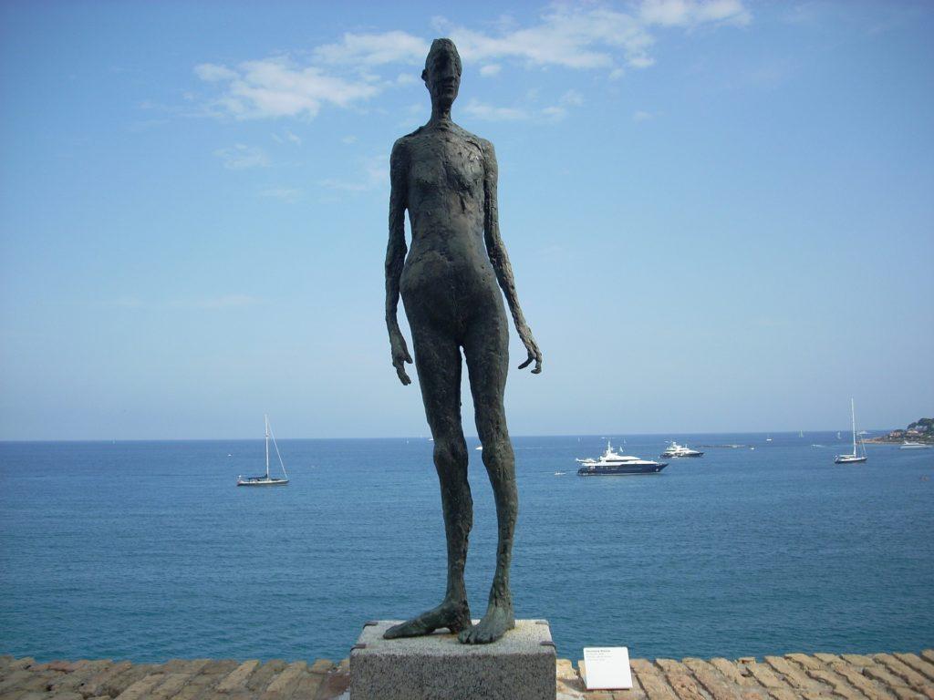 Skulptur in Antibes