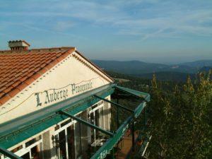 Restaurant in Mons mit herrlichem Blick