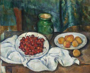 Stillleben von Cézanne