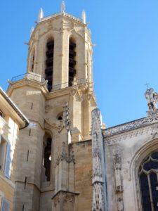 Kathedrale Saint-Sauveur in Aix