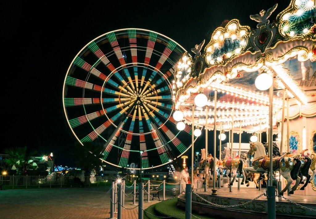 Lunapark in Fréjus