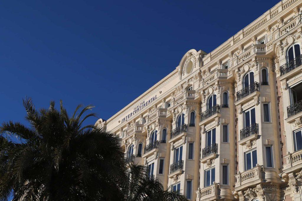 Carlton-Hotel in Cannes
