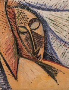 Picasso: Porträt einer Frau