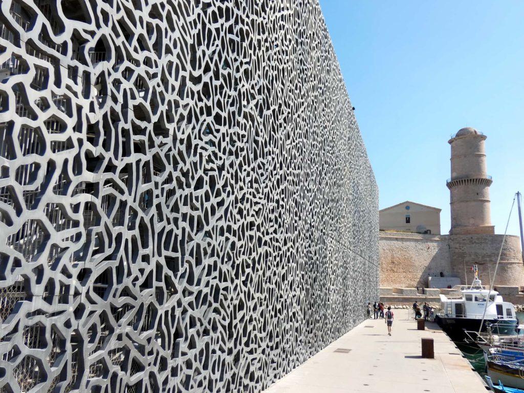 MuCEM Museum in Marseille