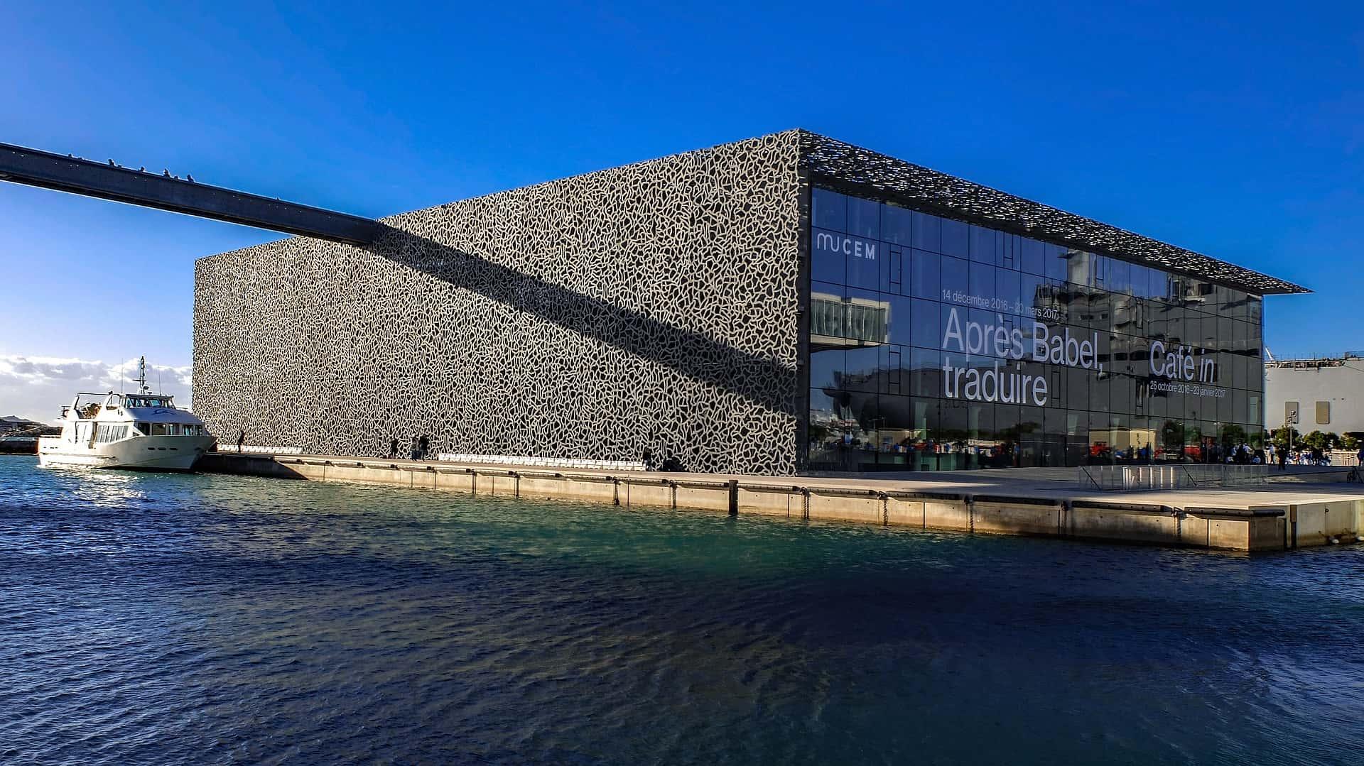 Marseille: das MuCEM